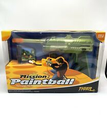 2004 HASBRO MISSION PAINTBALL PLUG N PLAY GAME-BRAND NEW IN BOX!