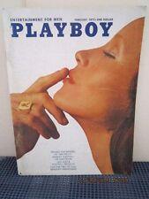 Playboy magazine February 1972 P.J. Lansing Angel Tompkins VERY GOOD