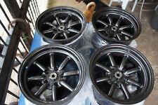 "JDM 15"" X 8"" Datsun pcd114.3 X 5 wheels style 240sx watanabe s13 5lug 180sx"