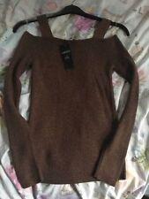 Off-Shoulder Regular Size Jumpers & Cardigans for Women