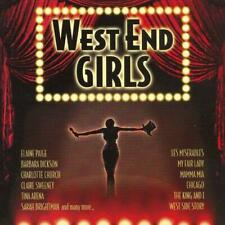 WEST END GIRLS (2-CD)Cats*Wizard of Oz*Chicago*Funny Girl*Evita*Sunset Boulevard