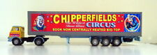 CORGI CODE 3 CHIPPERFIELDS CIRCUS ARTIC TRAILER ON AUSTIN SHUNTER NICE MODEL