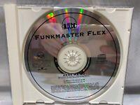 FUNKMASTER FLEX Here We Go CD (PROMO Single)