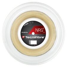 Tecnifibre Nrg2 17 Tennis String - Natural -200M/660 ft - Auth Dealer - Reg $200