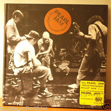 Pearl Jam Place Date - Official Photographic Record Book  - Binaural Album Promo