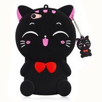For Xiaomi Redmi 3D Case Cover HOT Cute Cartoon Animals Soft Silicone Back Skin