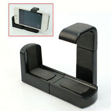 Cell Phone Camera Stand Clip Tripod Holder Mount Adapter For iPhone Samsung