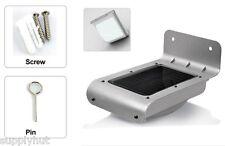 Solar Power Garden Light Bright 16 LED Motion Sensor Outdoor Patio Security Lamp