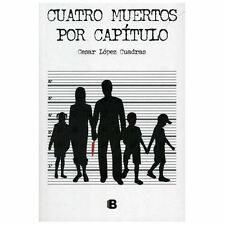 Cuatro muertos por capitulo (Spanish Edition)-ExLibrary