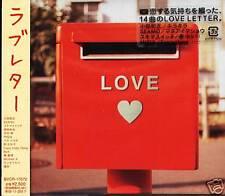 Love Letter - Japan CD NEW Motohiro Hata Kumi Koda BOA