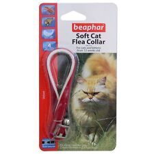 Beaphar Flea Collar for cats, velvet finish