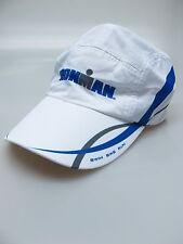 Headsweats Ironman Sublimated Hat – Blue (4700-401s75) Swim/Bike/Run Blau/Weiss