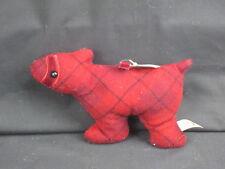 NEW BATH AND BODY WORKS FRAGRANCE SACHET RED POLAR BEAR PLUSH STUFFED ANIMAL TOY