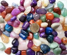 2oz Mixed Best Mix Healing Crystals Tumble Stones Chakra Gemstones Mineral Reiki