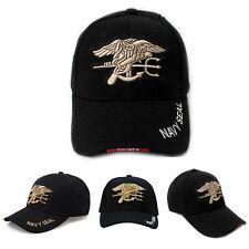 Außenmilitärhüte Jagd stickte Marine-Siegel Baseballmütze Sonnenhut