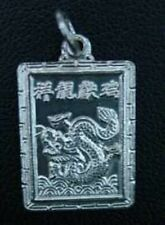 Chinese Dragon Zodiac Pendant ARIES Silver .925 Jewelry