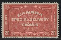 MOTON114    E5 Special delivery  Canada mint well centered XF cv $100