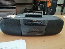 Philips AQ5050/05 radio/tape boombox (131)