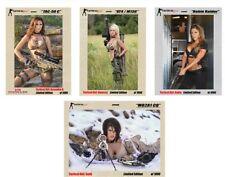 Tactical Girls EKRV Poster 4-Pack $49.95 with S&H U.S. APO/FPO/DPO Marine Army