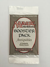 MTG Magic The Gathering Antiquities Booster Pack Sealed