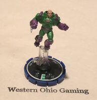 Heroclix Lex Luthor #051 Unique USED DC Icons Single Figure