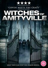 WITCHES OF AMITYVILLE (DVD) (NEW)