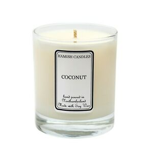 Coconut - Personalised Soy Wax Candle - 20cl