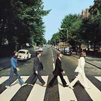 "Reproduction ""The Beatles - Abbey Road"", Poster, Album Cover, Size: 16"" x 16"""