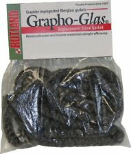 Rutland Grapho-Glas Woodstove Gasket Rope, 1/2 to 5/8 by 60-Inch, New, Free Ship