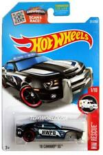 2016 Hot Wheels #211 HW Rescue '10 Camaro SS ERROR no front wheels