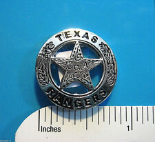 TEXAS  RANGER  - Hat pin,  lapel pin , tie tac , hatpin GIFT BOXED