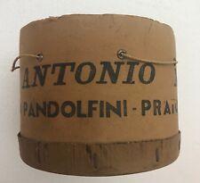 cartone arredo vetrine natale natalizie  PANETTONE Mattei pandolfini  Prato