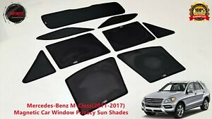 Magnetic Privacy Sun Shade suitable for Mercedes-Benz M-Class 2011-2017