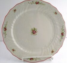 """Giselle by Royal Doulton Discontinued Dinner Plate 10-6/8"""" Unused Mint VTG"""