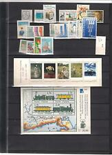 1987 MNH Finland year complete according to Michel system