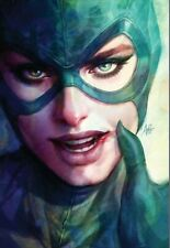 Catwoman #13 (2019) Stanley Artgerm Portrait Variant NM Card Stock Cover 7/10/19