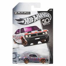 Hot Wheels 50th Anniversary Zamac Themed Assortimento Mattel Frn23