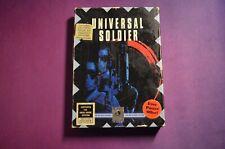 Sega Megadrive Universal Soldier Game - Complete - UK STOCK