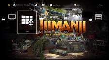 Jumanji :The Next Level Theme Avatar Pack | DLC | PS4 Digital Code + BONUS THEME