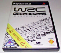 WRC World Rally Championship PS2 PAL *Complete*