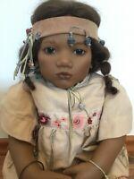 Annette Himstedt Puppe Takumi Künstlerpuppe