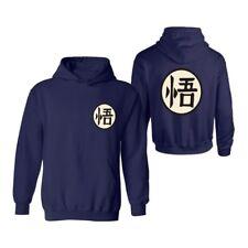 Fashion DragonBall Z Super Saiyan Goku Hoodie Pullover SweatShirt Cosplay Coat