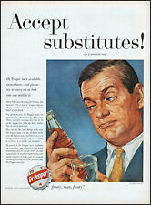 1959 Dr Pepper Cola 10 2 4 not available everywhere vintage art print ad adL40
