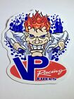 """VP RACING FUELS, Skateboard Sticker, 3-3/4"""" X 3-1/4"""" Very Cool Colors"""