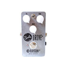 More details for raygun fx soda drive+ - overdrive distortion handmade guitar fx pedal new uk