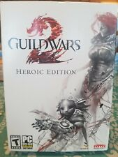 Guild Wars 2 (PC, Heroic Edition) Still Factory Sealed