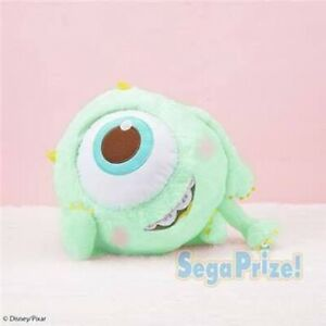 Disney Monsters Inc Mike Wazowski Mega Jumbo Plush Doll Pastel Fluffy Nesoberi