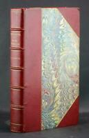 Riviere Red Morocco Leather 1790 Anecdotes &c Antient & Modern James Andrews
