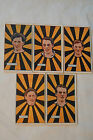 Richmond -Vintage -1921-JJ Schuh-Magpie Cigs-Ray's Football Cards-Team Set