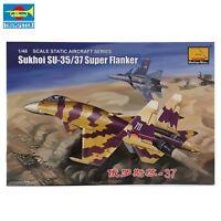Trumpeter 80309 1/48 Assemble model,Russia Sukhoi Su-35/37 Super Flanker fighter